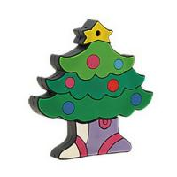 Wholesale Rubber Christmas tree USB flash drive 1GB 2GB 4GB 8GB 16GB  from china suppliers