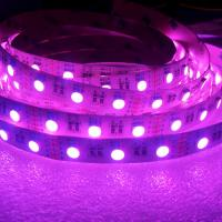 Buy cheap SMD 5050 LED Strip RGBX LED Strips With Four Chips In One SMD LED from wholesalers