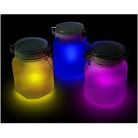 Wholesale solar powered sun jar light from china suppliers