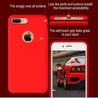 Wholesale Clear Transparent Cell Phones Covers Cases Soft Silicone TPU For Iphone7 Plus from china suppliers