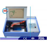 Wholesale High Precision Rubber Stamp Mini Laser Cutting Machine For Home Water Cooling from china suppliers