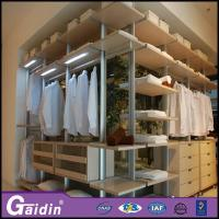 Wholesale luxury modern design bedroom furniture closet cabinet organizers cloth modular wardrobe from china suppliers