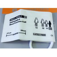 Wholesale Single Tube Infant Size Blood Pressure Monitor Cuff NIBP Disposable Medical Accessories from china suppliers