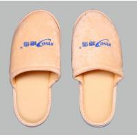 Wholesale Yellow Disposable Cotton, Waffle and Non Woven Hotel Slipper for Indoor Guest Bedroom from china suppliers