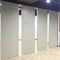 Wholesale Decorative Folding Wooden Sound Proof Partitions for Conference Room from china suppliers