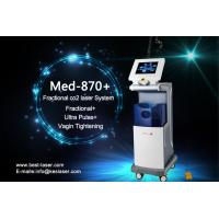 Wholesale Face Skin CO2 Fractional Laser Machine , CO2 Laser Skin Resurfacing from china suppliers