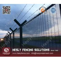 Wholesale HESLY 358 High Security Mesh Fencing System from china suppliers