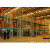Wholesale 200 Kg Per Sqm Multi Tier Racking System Mezzanine Storage Platform For Furniture Company from china suppliers