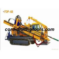 Wholesale Rock Drilling HDD Drill Rig , Hydraulic HDD Drilling Machine Track Mounted from china suppliers