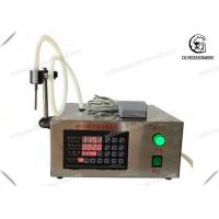 Wholesale LAB Automatic Filling Machine For 10ml Injection Micro Computer Control System from china suppliers