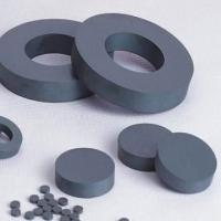 Wholesale 2012 new product ring ferrite magnet from china suppliers