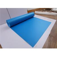 Wholesale IXPE Foam Padding 3mm Wood Floor Underlayment Silent Blue Sound Absorption from china suppliers
