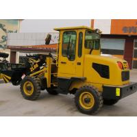 Buy cheap ZL08F Classic Style Garden Front End Wheel Loader Electrical starting engine from wholesalers