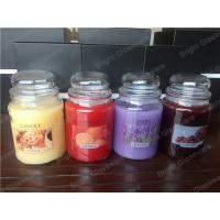 Wholesale 100% natural soy scent Yankee candle container on sale from china suppliers