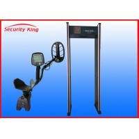 Wholesale High Sensitivity Sound / Light Alarm Walk Through Metal Detector Replacement XST-A2 from china suppliers
