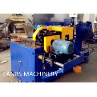Wholesale CE Spiral Tube Forming Machine / Round Duct Elbow Making Machine from china suppliers