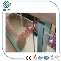 6.38mm Ultra clear Extra clear super Clear Laminated Glass Panels with CE and ASTM