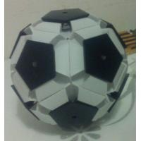 Wholesale PP plastic 3d POP football pattern making machine from china suppliers