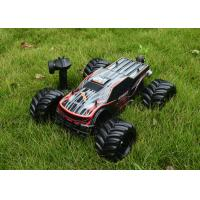 Quality 1/10th 2.4 GHz Brushless Electric RC Cars Off Road 4000MAH LiPo Battery for sale