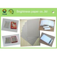 Wholesale Box Packaging Material Food Board Paper , Custom Printed Cardboard 450gsm 889Mm from china suppliers