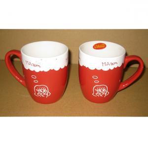 Wholesale Export 3505 ceramic  mug custom LOGO coffee MUG mark cup from china suppliers