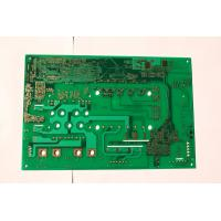 Wholesale 7 Layer 4OZ ~ 6OZ FR4 / Aluminum Immersion Gold Multilayer Green Heavy Copper PCB from china suppliers