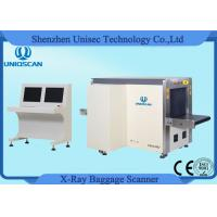 Wholesale Hold Baggage Security X-Ray Machines Dual View Medium Security Baggage Scanner from china suppliers