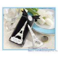 Wholesale EIFFEL TOWER BOTTLE OPENER FAVOR from china suppliers
