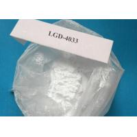 Wholesale Medical Raw Steroid Powders , LGD-4033 Ligandrol For Muscle Gaining from china suppliers