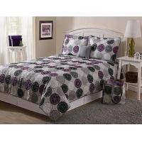 Wholesale Square Patchwork Bedding Set Polyester / Cotton For Home With Plain Style from china suppliers