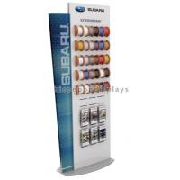 Wholesale Car Accessories Retail Store Slatwall Display Stands Double Sided With Custom Logo from china suppliers