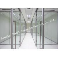 Wholesale Aluminum Frame Sliding Double Glass Facade Doors For CBD Office or Exhibition Showroom from china suppliers