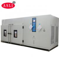 Wholesale High Low Temperature Walk In Stability Chamber Humidity Test Room CE Standard from china suppliers