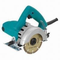 Wholesale Marble cutter, 110mm, 1400W input power, suitable for cutting stone, tile, marble and concrete from china suppliers