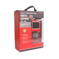 Wholesale Autel AutoLink AL539 OBDII/EOBD/CAN Scan and Electrical Test Tool from china suppliers