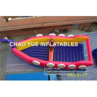 Wholesale Durable Customized Inflatable Bouncy Castle Commercial Inflatable Pirate Ship from china suppliers