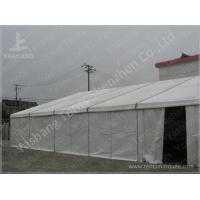 Wholesale 25X50 M Aluminum Structure Clear Span Tents Temporary Industrial Storage Buildings from china suppliers