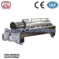 Wholesale Full Automatic Screw Decanter Centrifuges Soy Isolate Protein Decanter Centrifuge from china suppliers