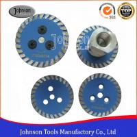 Wholesale 50mm  75mm Diamond Stone Cutting Blades with M14 Flange for Granite Cutting and Carving from china suppliers
