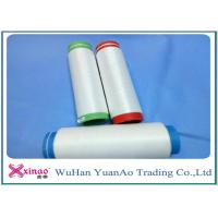 Wholesale Colored Polyester Draw Textured Yarn / 100% Spun Polyester Sewing Thread Z or S Twist from china suppliers