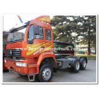 Wholesale SINOTRUCK Golden Prince 4x2 286 HP tractor head / prime mover for pulling Low bed semi trailer from china suppliers