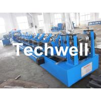Wholesale Automatic Steel Purlin Roll Forming Machine with PLC Control System For Cee Zee Purlins from china suppliers
