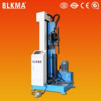 Wholesale BLKMA high quality vertical Seam closer , Hydraulic hvac duct zipping top machine from china suppliers