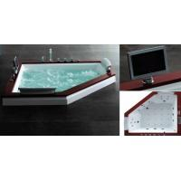 Wholesale 6 seats CE certificate outdoor massage spa tub for wholesale PY-709 from china suppliers