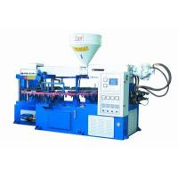 Wholesale PVC Three-color upper injection foaming machinery from china suppliers