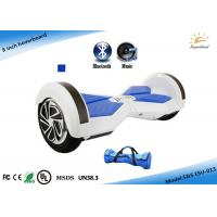 Wholesale Bluetooth Hoverboard Scooter , Self-balancing Electric Hoverboard with Shining LED Light from china suppliers