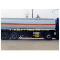 Wholesale Howo Chemical Tank Truck  8x4 25 CBM , Oil Tanker Trailers 25.2 m3 from china suppliers