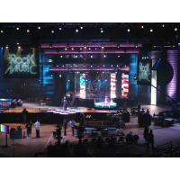 Wholesale Large Indoor Rental Led Backdrop Curtain Led Wall Display Screen With High Brightness from china suppliers