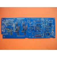 Wholesale 1 - 28 Layers Aluminium Base Blue 4 Layer FR4 Custom Printed Circuit Boards with Flash Gold 0.5 - 6oz from china suppliers