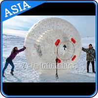 Wholesale Clear Inflatable Human Hamster Ball ,  Zorb Ball Used On Snow from china suppliers